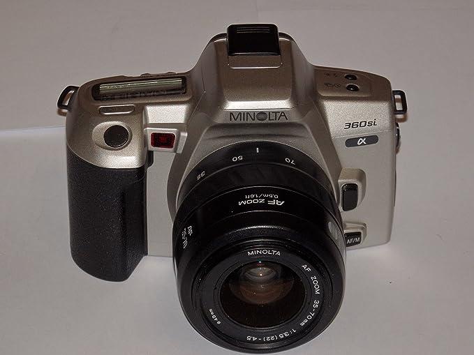 Minolta SRT 101 CLC incl. Objetivo Tokina Master Zoom 28 – 70 mm 1 ...