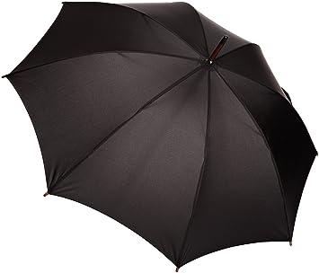 f32a63449 Fulton Unisex Kensington Umbrella, Black, One Size: Amazon.co.uk ...