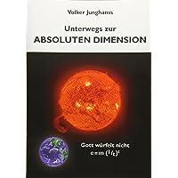 Unterwegs zur absoluten Dimension. Gott würfelt nicht - e = m ( l / t )²