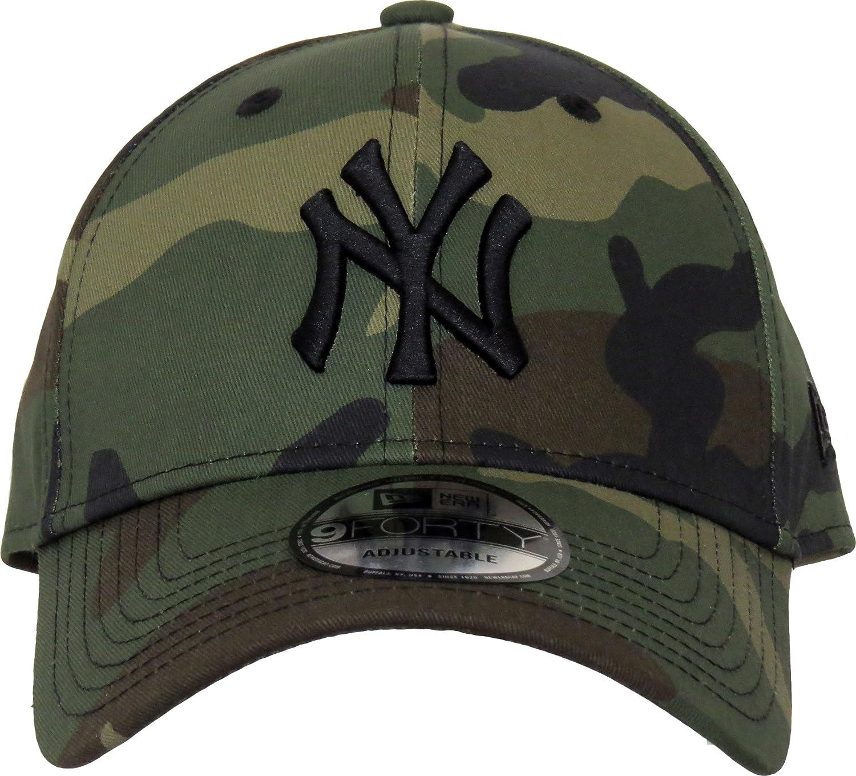 New Era Berretto da Baseball NY Yankees 940 Kids Camo 4-10 Anni