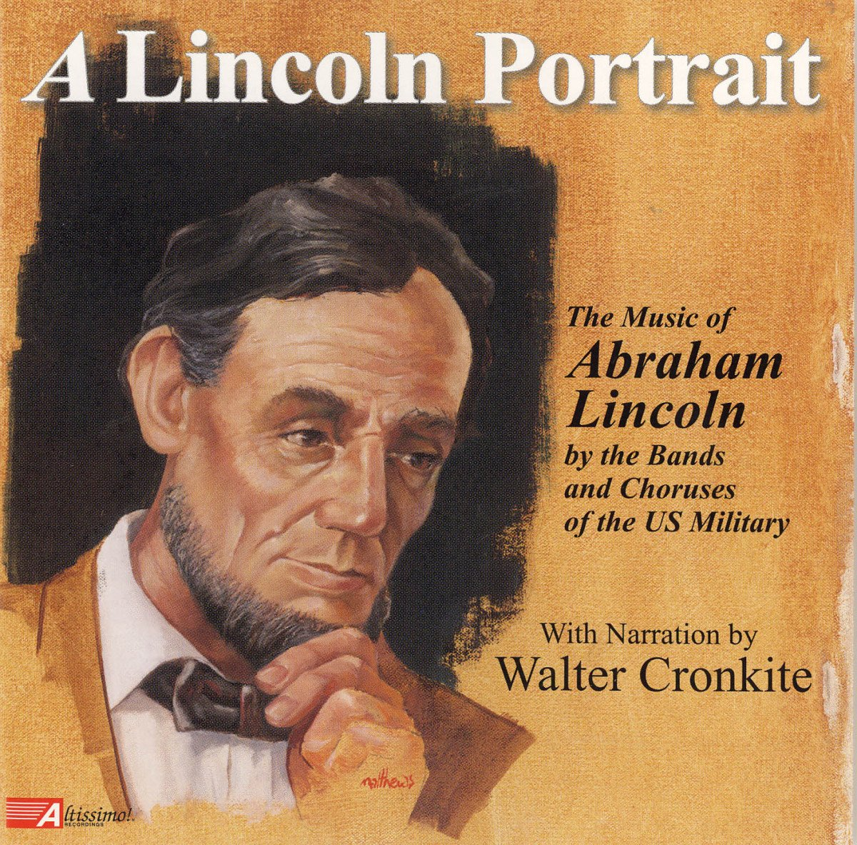 A Lincoln Portrait: Sale Fees free!! The of Abraham Music
