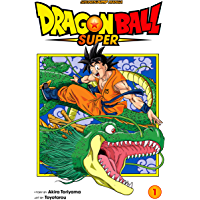 Dragon Ball Super, Vol. 1: Warriors From Universe 6! (English Edition)