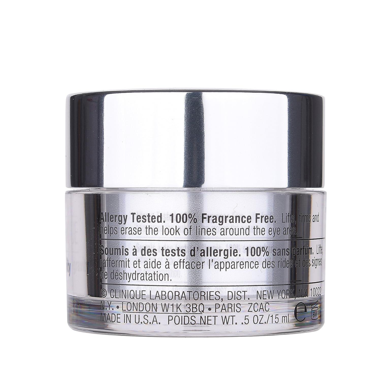 Clinique Repairwear Anti-Gravity Eye Cream for Unisex, 0 5 Ounce