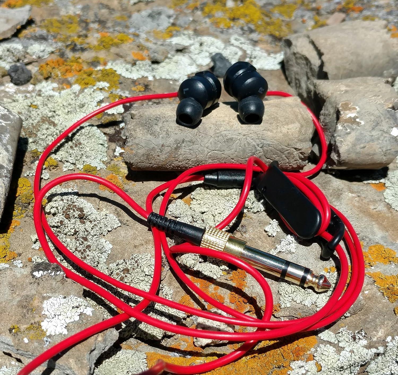 Universal auriculares para todos 1/8