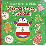 Christmas Cookies for Santa (Touch and Feel Board Book)
