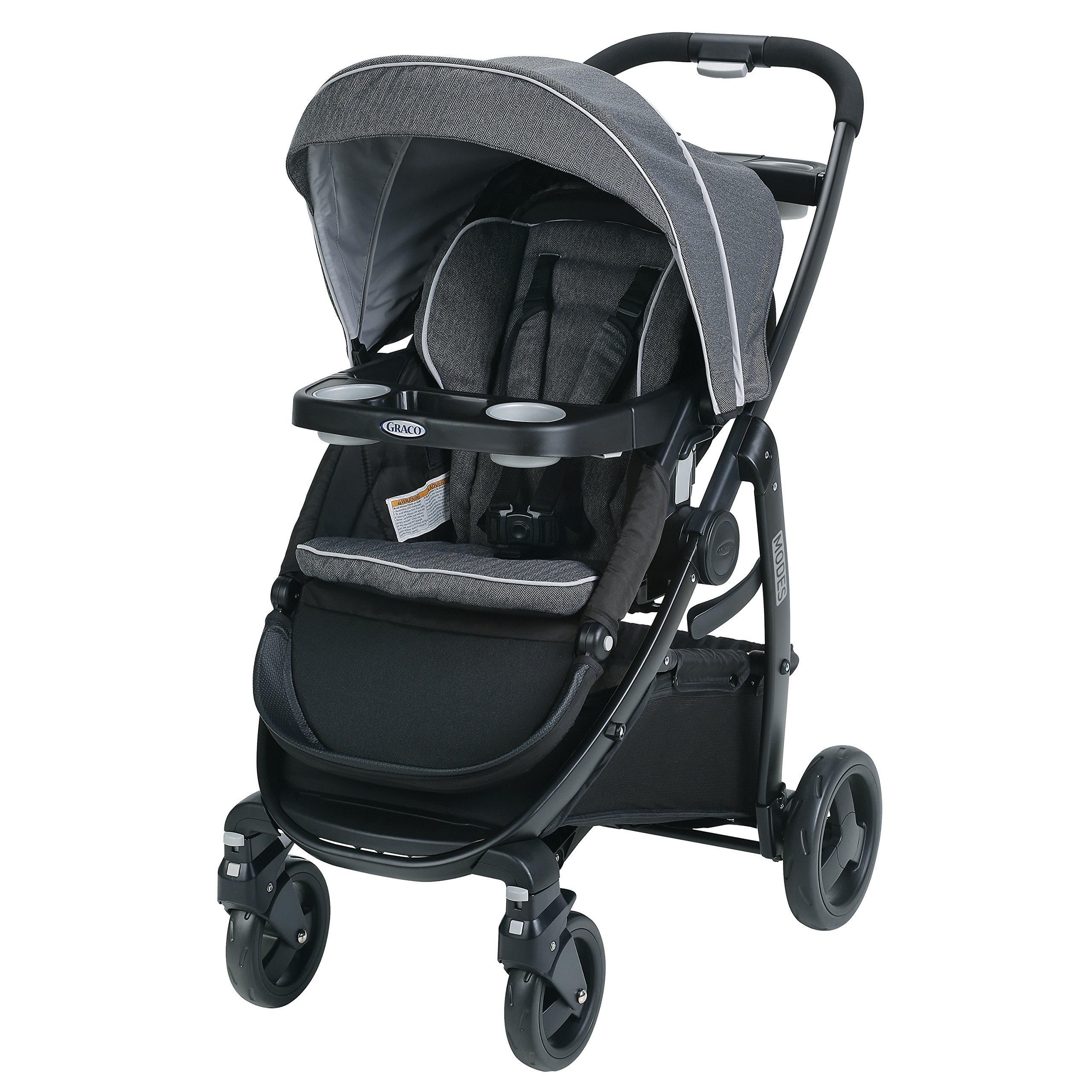 Graco Modes Stroller, Click Connect, Grayson