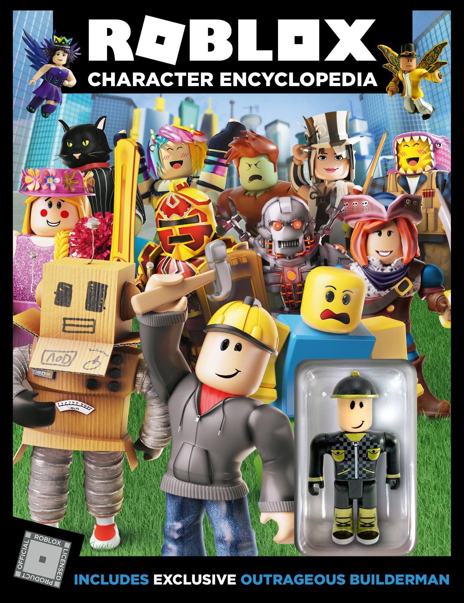 Roblox Character Encyclopedia Amazones Official Roblox - lego roblox characters