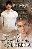Ángel en una librería