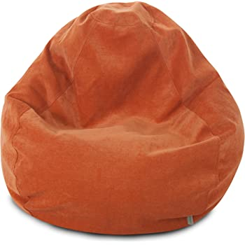 Amazon Com Majestic Home Goods Classic Bean Bag Chair