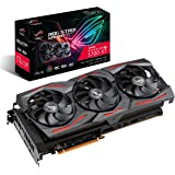 ASUS ROG Strix AMD Radeon RX 5700XT Overclocked 8G GDDR6 HDMI DisplayPort Gaming Graphics Card (ROG-STRIX-RX5700XT-O8G-GAMING