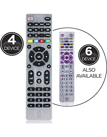 TV Remote Controls | Amazon com
