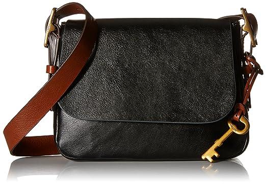 fossil crossbody satchel
