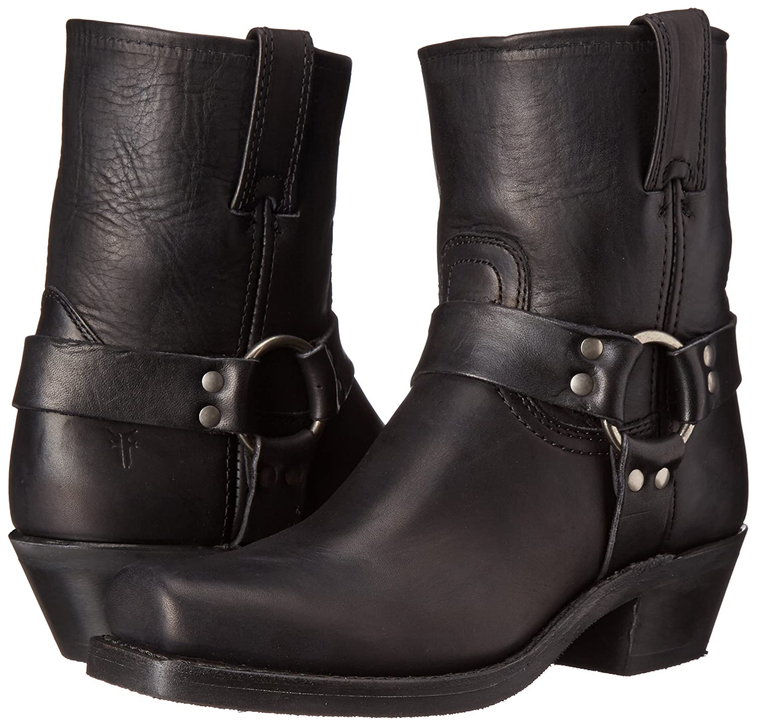 FRYE Women's 8R-Wshovn Harness Boot B00R54U9QE 9 B(M) US|Black
