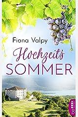 Hochzeitssommer: Roman (German Edition) Kindle Edition