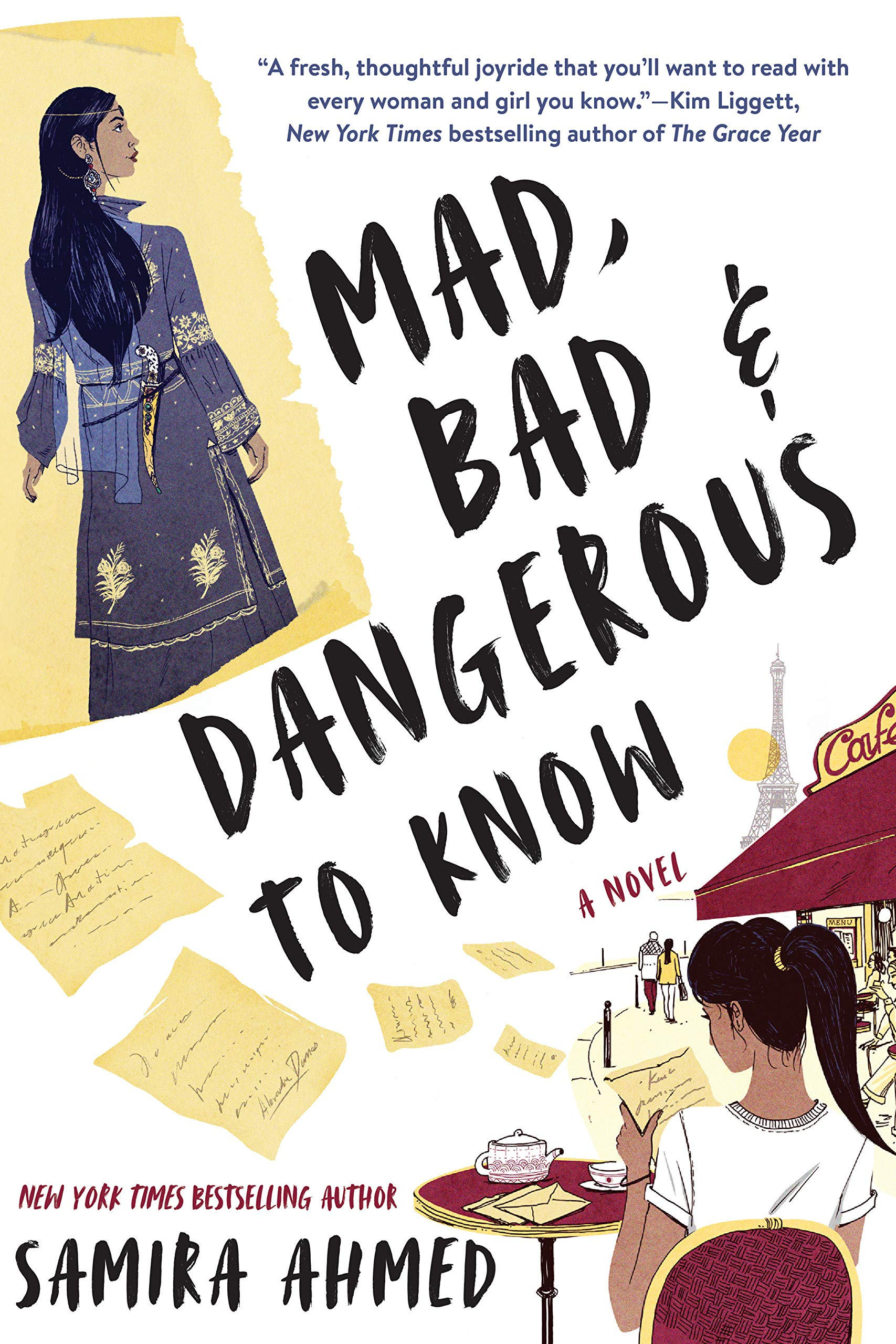 Amazon.fr - Mad, Bad & Dangerous to Know - Ahmed, Samira - Livres
