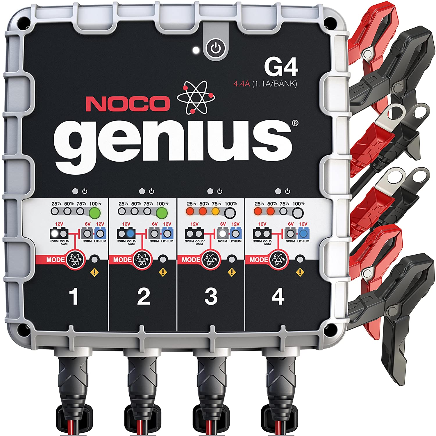 NOCO Genius G4  review