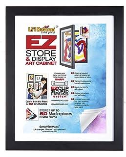 Amazon.com - Child Artwork Frame - Display Cabinet Frames And ...