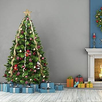 Luxus grüne norwegische fichte künstlicher weihnachtsbaum 6 5 ft groß 195cm 4m breit