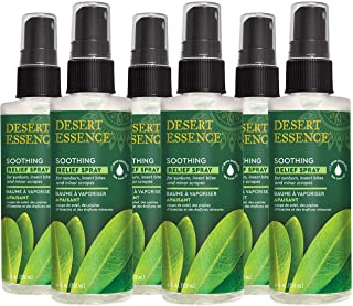 product image for Desert Essence Relief Spray - 4 Fl Oz - Pack of 6 - Antiseptic Eco-Harvest Tea Tree Oil & Other Essential Oils - Natural First Aid - Minor Burns - Sunburn - Insect Bites - Scrapes