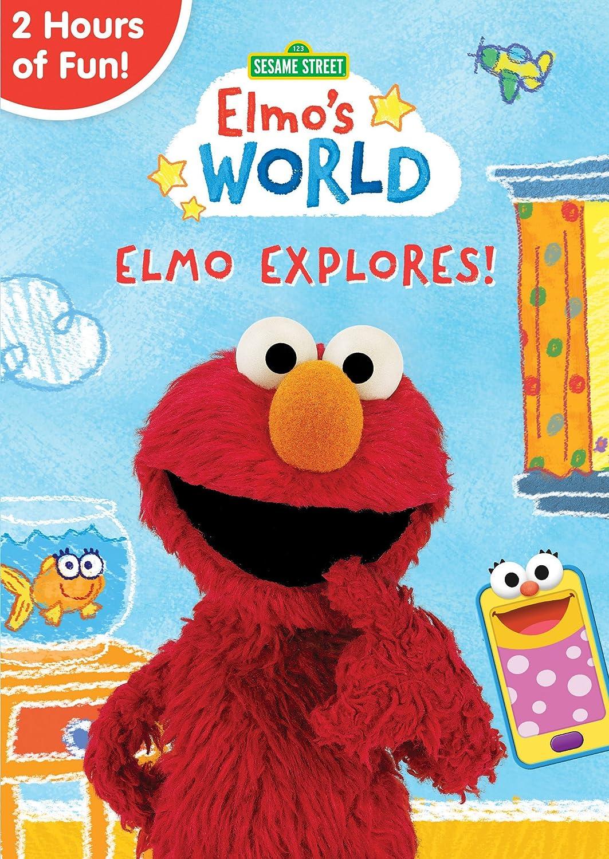 6685f9e0d7 Amazon.com: Sesame Street: Elmo's World: Elmo Explores: Ryan Dillon, Ken  Diego: Movies & TV