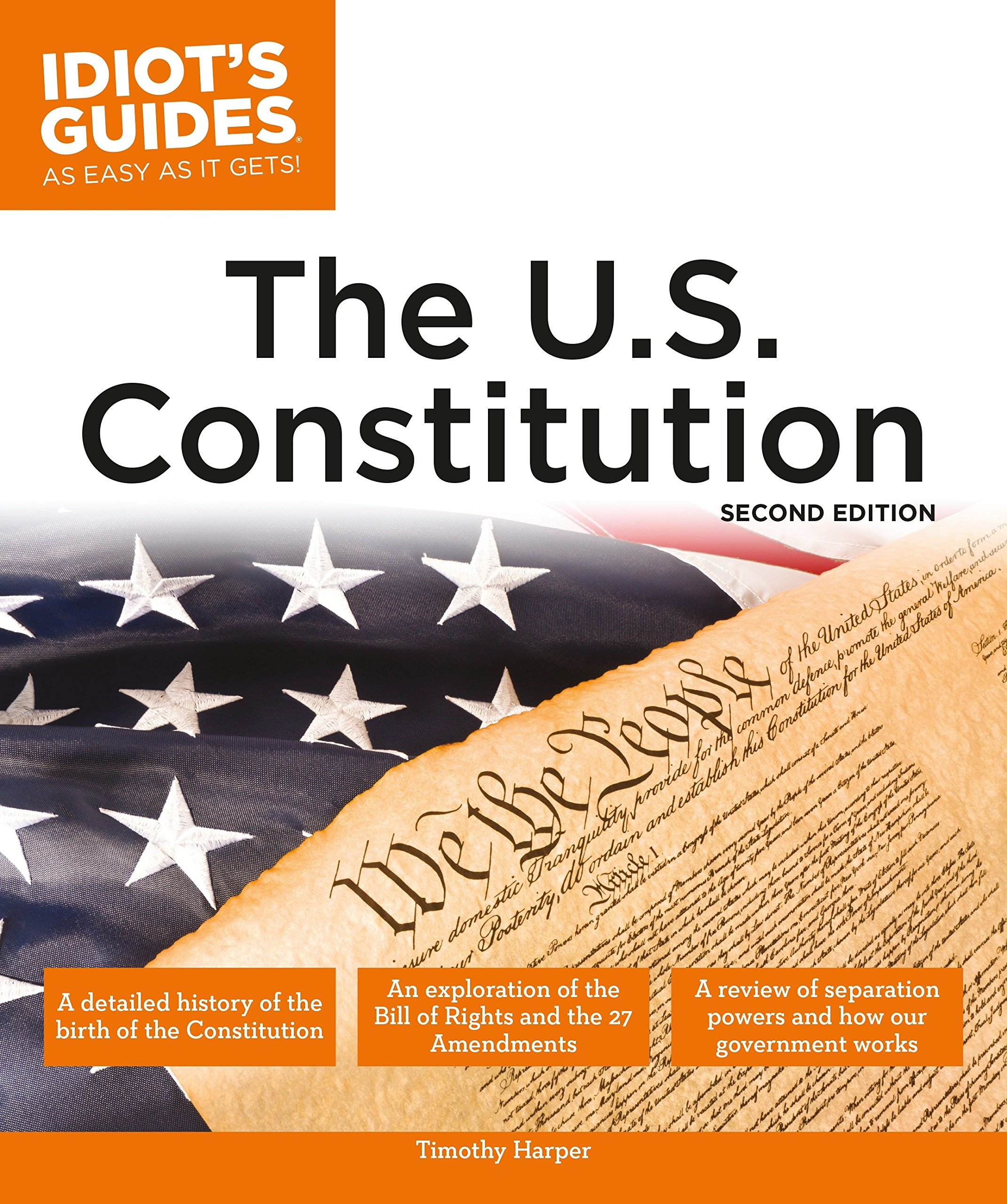 Download The U.S. Constitution, 2nd Edition (Idiot's Guides) pdf epub