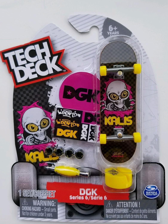3 Stevie Tech Deck Ultra Rare DGK Series 11