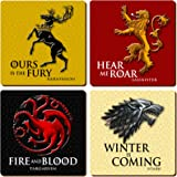 Game of Thrones Coaster Set (4)