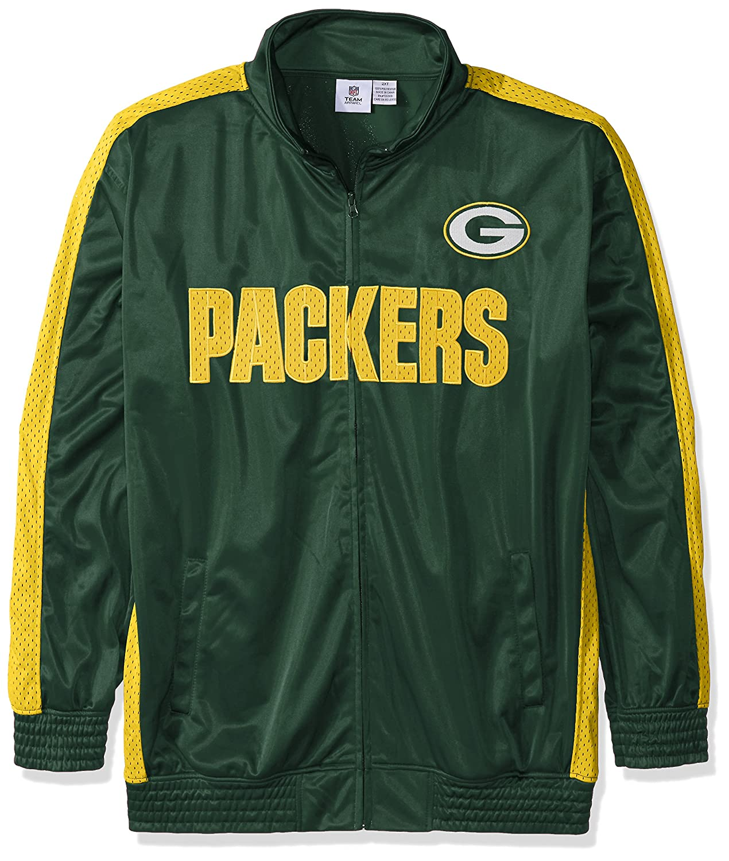 pretty nice 48733 04af3 NFL Men's Big & Tall Team Track Jacket