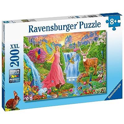 Ravensburger 12624 Magischer Feenzauber Fairy Magic XXL 200pc Jigsaw Puzzle, Multicoloured: Toys & Games