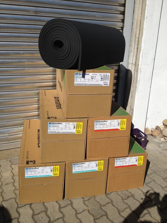 Armaflex 19mm non-autocollant panneau en caoutchouc découpage 1 mètre carré Armacell