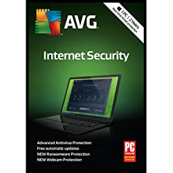 AVG Internet Security 2018, 1 PC 2 Year [Online Code]