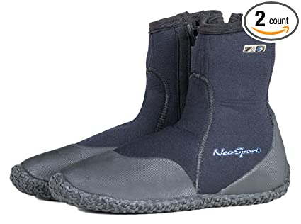 Sporting Goods Size 13 Goods Of Every Description Are Available Boots, Booties Neosport 5mm Booties