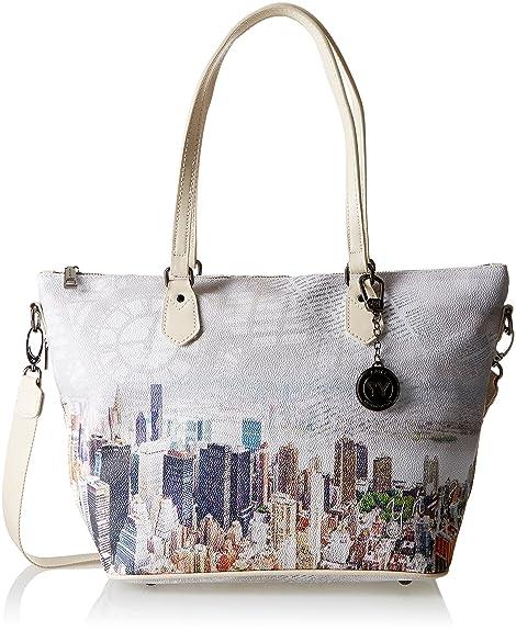 YNOT Shopping M Borsa a spalla Donna 9b545921bc7