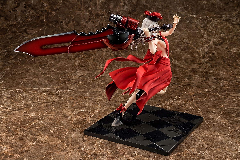 1 7 Scale PVC Figure Alisa Ilinichina Omela Sol International God Eater Crimson Anniversary Version