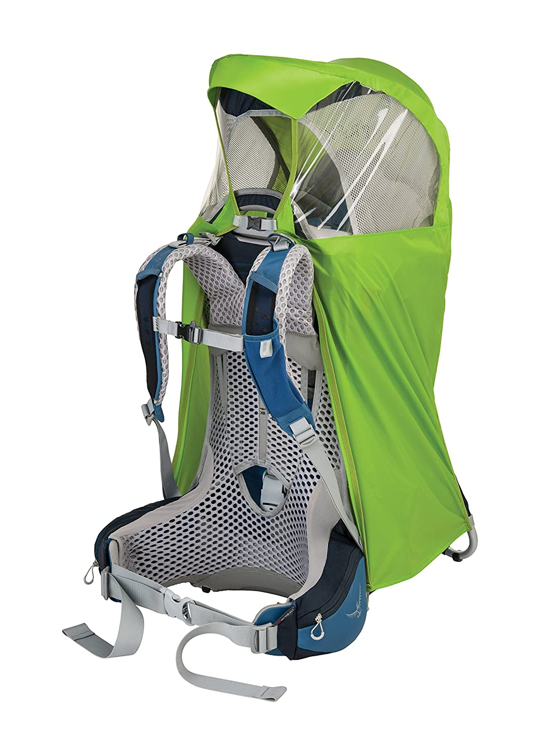 Osprey Packs Poco Rain Cover, Electric Lime 10000126