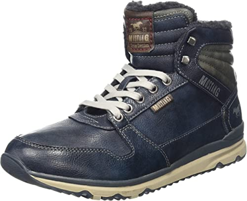 MUSTANG Herren Sneaker High Top