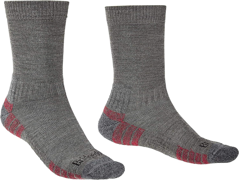 Bridgedale Mens Hike Lightweight T2 Merino Endurance Socks