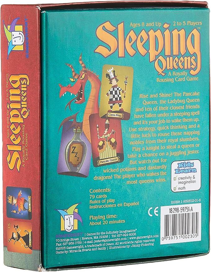 Gamewright - Juego de Cartas (versión en inglés): Amazon.es: Juguetes y juegos