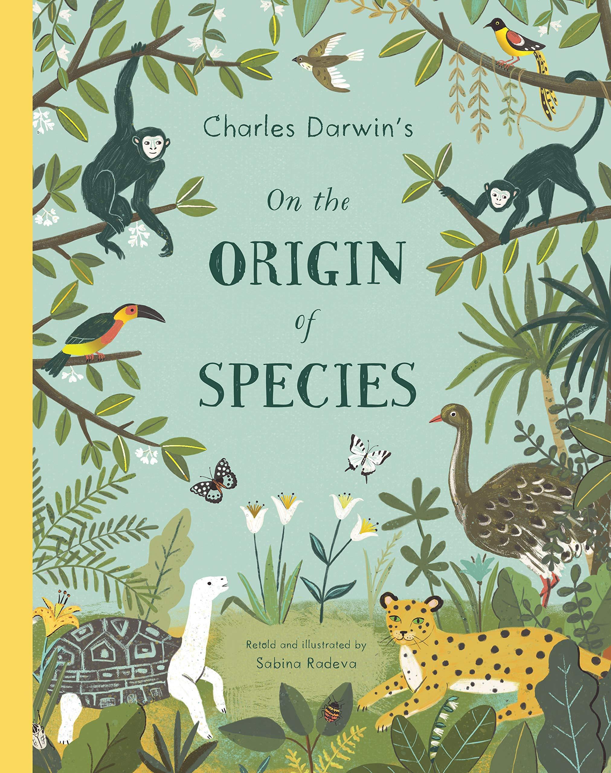 Species book of origin