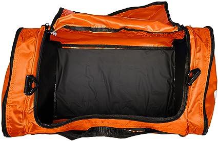 38f2634a Amazon.com : Cleveland Browns Medium Striped Core Duffle Bag : Clothing