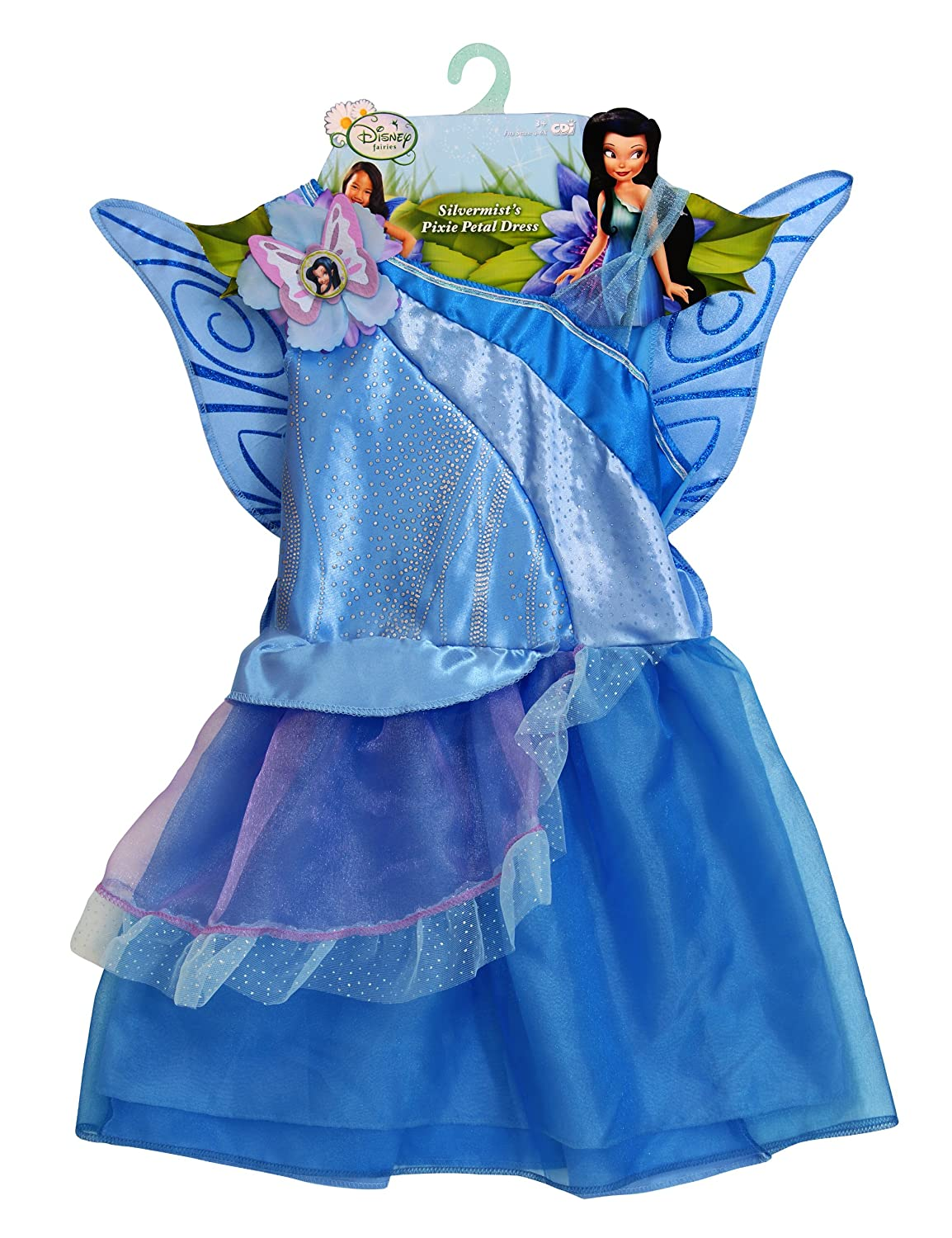 sc 1 st  Amazon.ca & Disney Fairies Silvermist Pixie Petal Dress (4X-6X): Amazon.ca: Baby