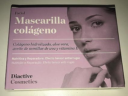 BACTINEL MASCARILLA COLAGENO 4 UNI