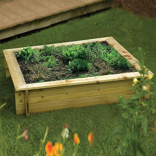 Rowlinson En relieve cama arena: Amazon.es: Jardín