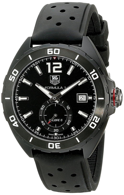 [タグホイヤー]TAG HEUER / 腕時計 / フォーミュラ1 キャリバー6 フルブラック / AT / WAZ2112.FT8023 / メンズ [並行輸入品] B00P7E65SU