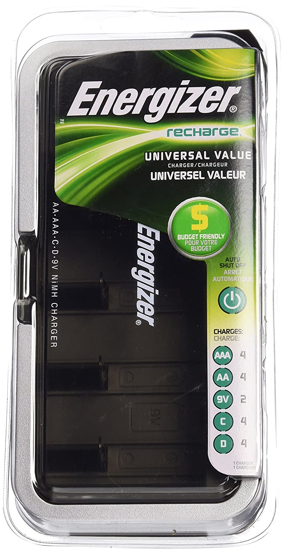 Energizer Noche Nimh Familia cargador de batería: Amazon.es ...