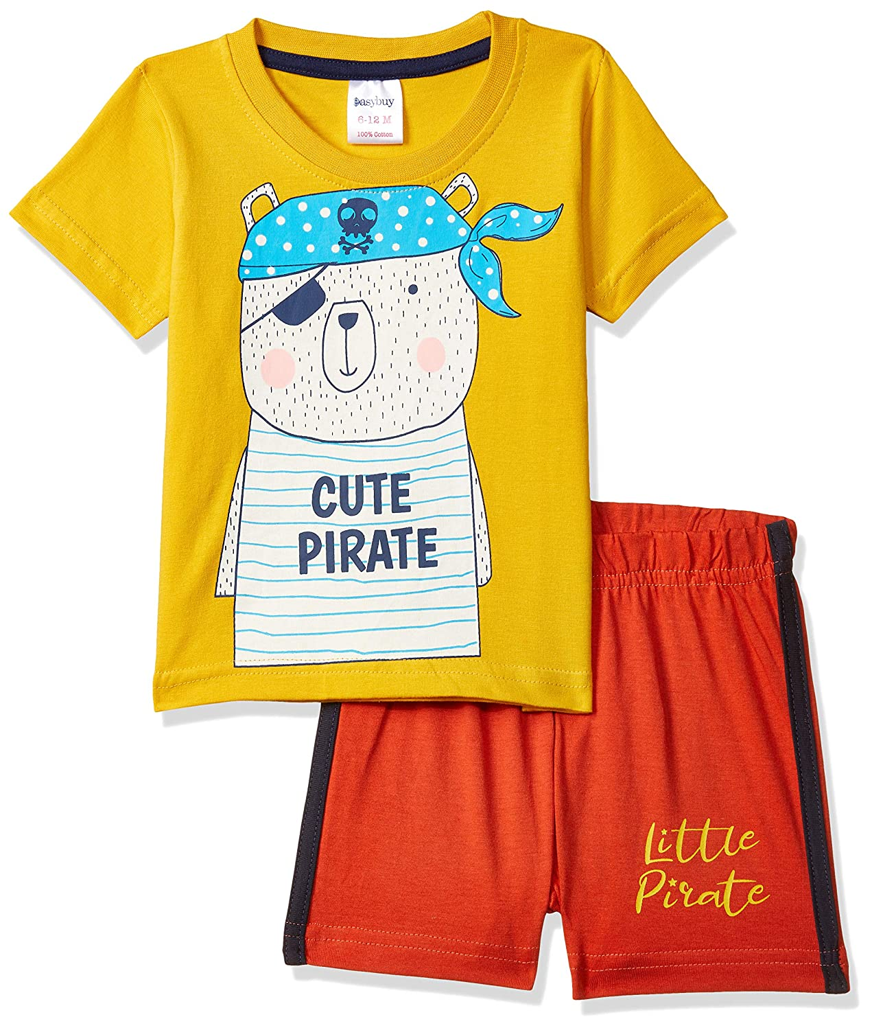 EASYBUY Baby Boy's Clothing Sets