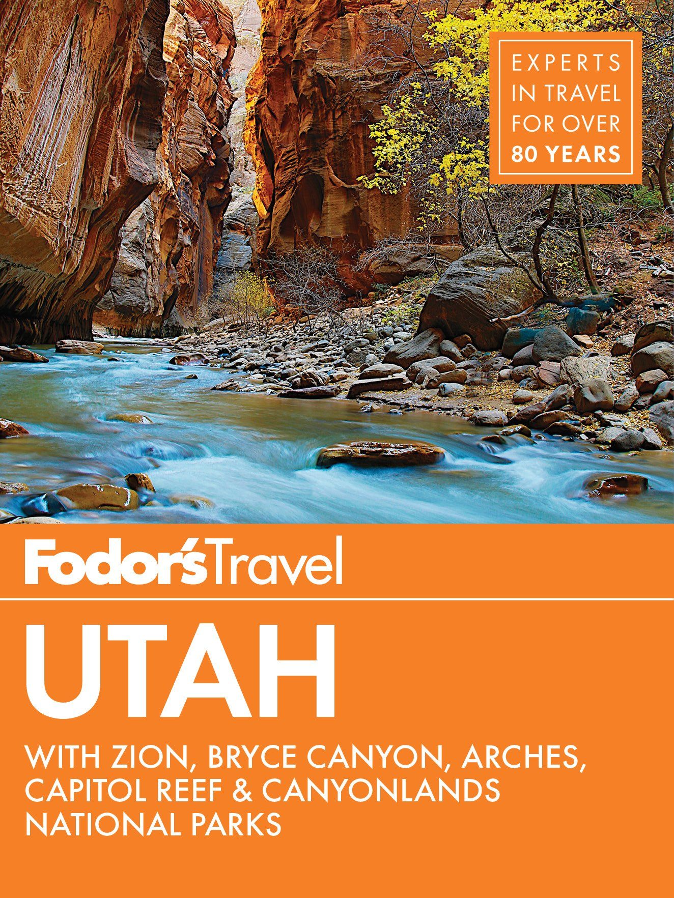 fodors escape to the american desert 1st edition