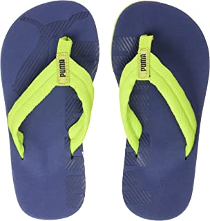 49ae5d27320a Puma Girls  353025 Flip Flop Black Size  3.5  Amazon.co.uk  Shoes   Bags