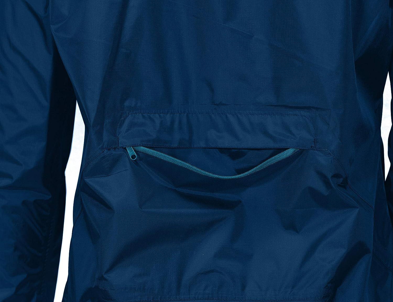 Running Rain Jacket Windbreaker Ultralight and Packable Little Donkey Andy Women/'s Waterproof Cycling Bike Jacket