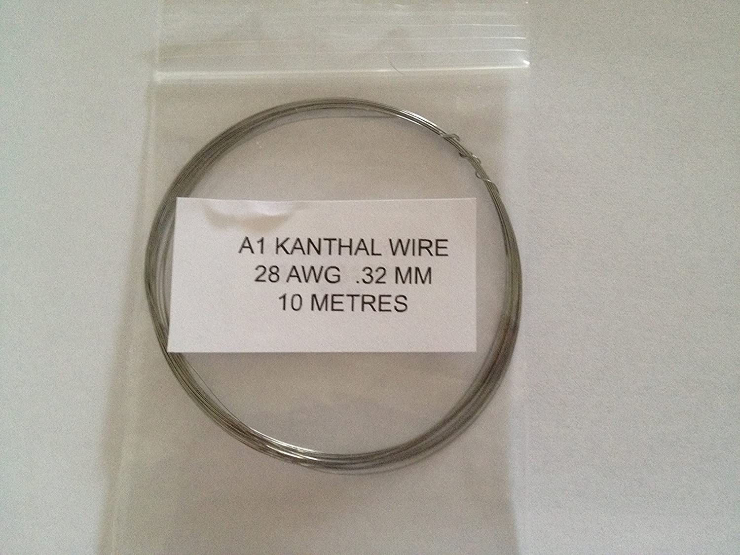 Quality A1 Kanthal Resistance Wire 22/24/26/28/30/32 AWG .20 .25 .32 ...